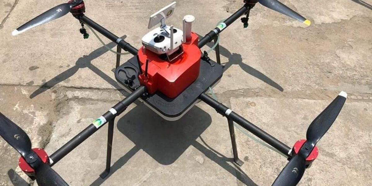Photo of Côte d'Ivoire : des drones marocains contre le coronavirus