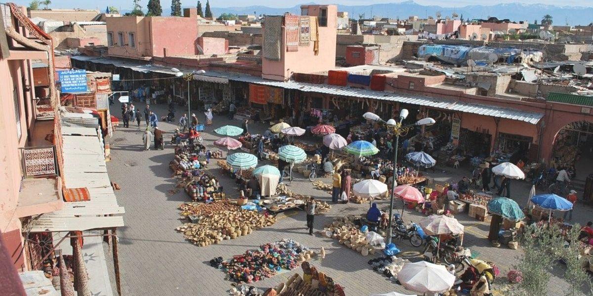 Photo of Covid-19 à Marrakech: réduction à 6h des horaires d'ouverture des marchés
