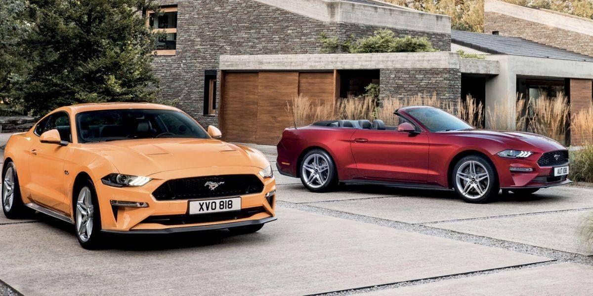 Photo de Ford Mustang… best-seller sur plus d'un demi-siècle