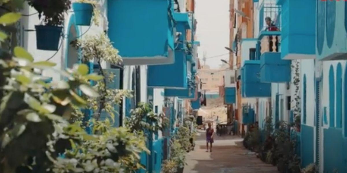 Photo of Lissassfa: un quartier métamorphosé par ses habitants aux couleurs du Nord du Maroc