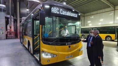 Photo of Casablanca: le renouvellement du parc de transport est en marche