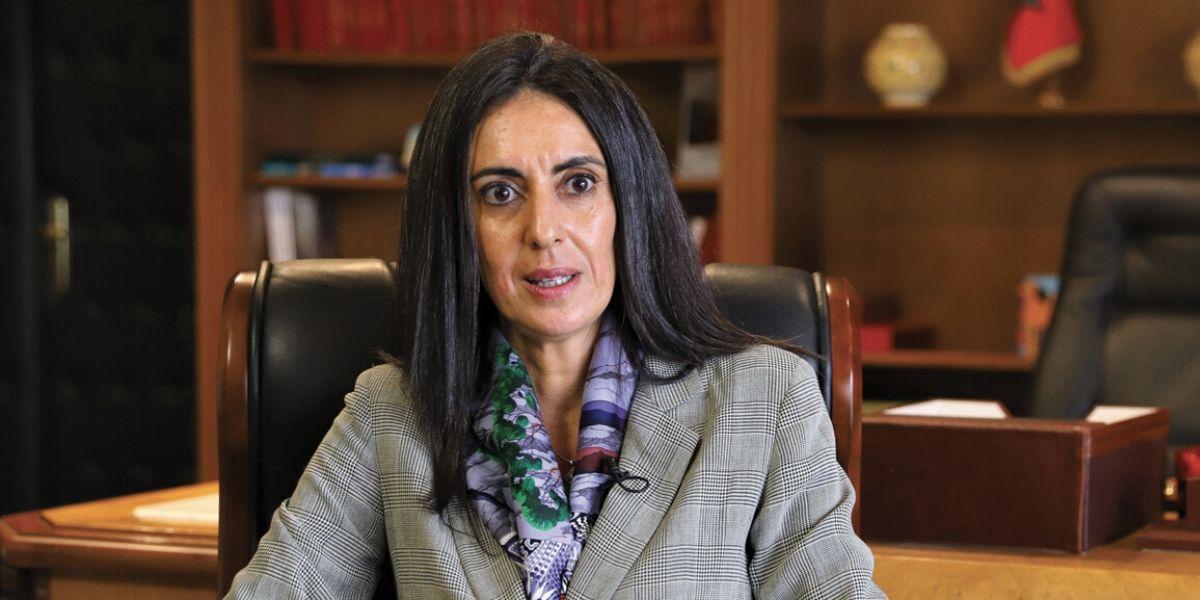 Photo of Nadia Fettah: une réunion avec des professionnels du secteur du tourisme