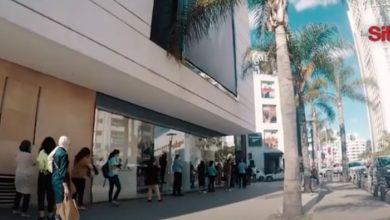 Photo of Les enseignes commerciales reprennent, les Casablancais prêts à faire la file