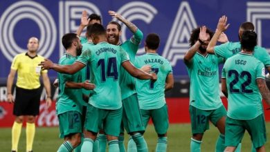 Photo of Le Real en tête de la Liga (VIDEO)