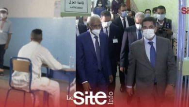 Photo of Oukacha : les détenus passent le Bac en présence d'Amzazi (Vidéo)