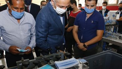 Photo of Production de masques : une machine 100% marocaine voit le jour