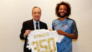 Photo of Nouveau record pour Marcelo avec le Real Madrid