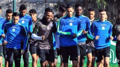 Photo of Le Raja reprend les entrainements