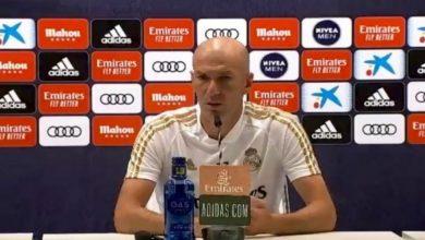 Photo of Le Real va-t-il remporter la Liga ? Zidane répond
