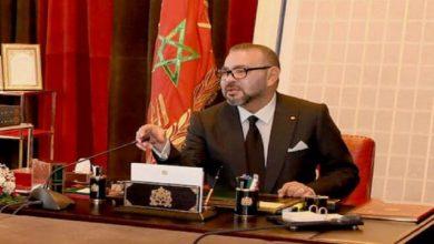 Photo of Le roi Mohammed VI a présidé un Conseil des ministres