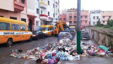 Photo de Rabat-Salé-Kénitra : les couacs de la gestion des déchets