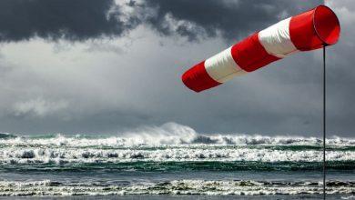 Photo de Alerte météo: fortes rafales de vent attendues au Maroc
