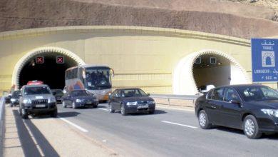 Photo de Autoroute Rabat-Casa : suspension provisoire de la circulation sur un tronçon