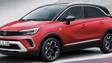 Photo de Opel Crossland : coup de jeune !