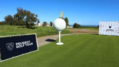 Photo de Peugeot Golf Tour : le Lion swingue pour la bonne cause