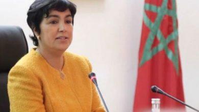 Photo de Le roi nomme Zineb El Adaoui à la Cour des comptes
