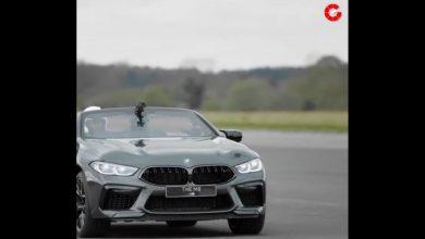 Photo de BMW bat un record insolite de golf (VIDEO)