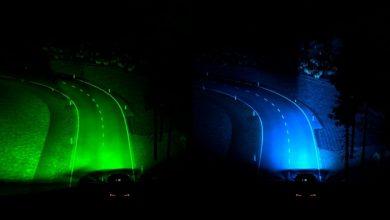 Photo de Ford développe un éclairage prédictif via GPS