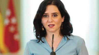 Photo de Madrid : une conservatrice à la tête du Parlement régional