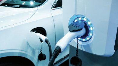 Photo de La voiture électrique brave la crise